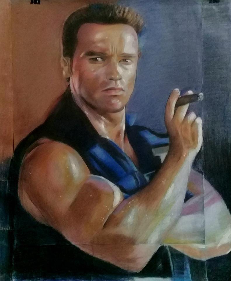 Arnold Schwarzenegger por jeshua7